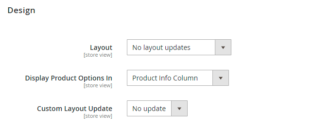 Magento 2 breadcrumbs layout for products