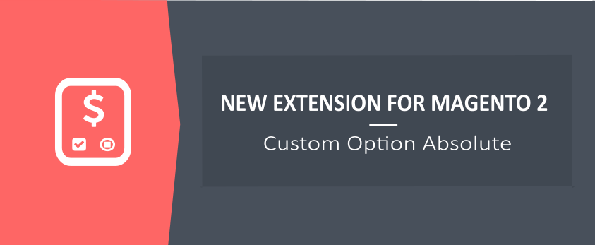 Option Absolute Price for Magento 2 - New Ulmod Extension