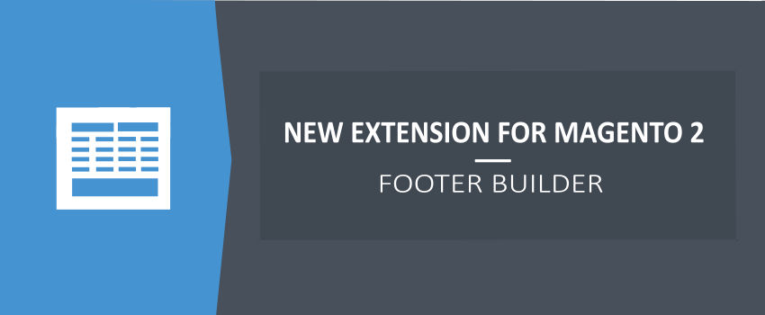 Footer Builder for Magento 2 - New Ulmod Extension
